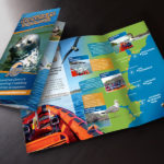Devon Sea Safari Tri Fold